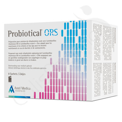 Probiotical ORS - 8 sticks