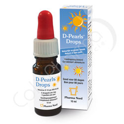 D-Pearls Drops - 10 ml