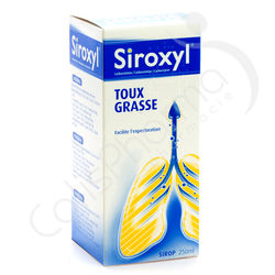 Siroxyl 250 mg/5 ml - Sirop 250 ml