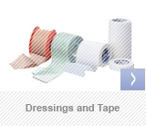 Dessings and Tape