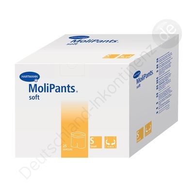 Molipants Soft Box - Small