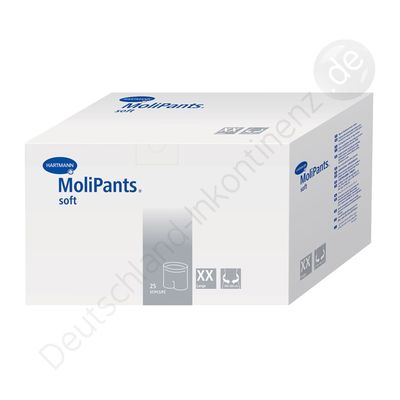 Molipants Soft Box - Extra Extra Large