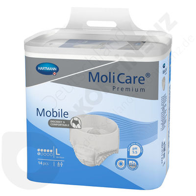 Molicare Mobile 6 Drops - LARGE