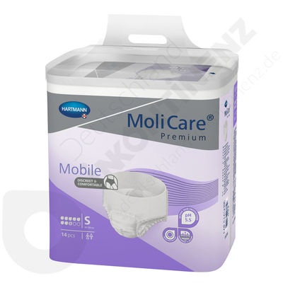 Molicare Mobile 8 Drops - SMALL