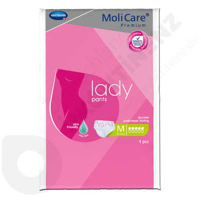 Molicare Lady Pants 5 Tropfen - MEDIUM
