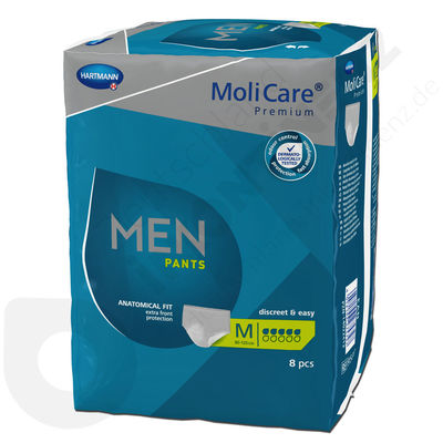 Molicare Men Pants 5 Tropfen - MEDIUM