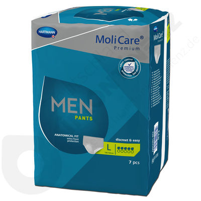 Molicare Men Pants 5 Tropfen - LARGE