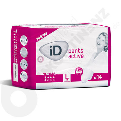 iD Pants Active Normal - LARGE