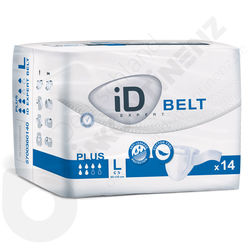 iD Expert Belt Plus - LARGE