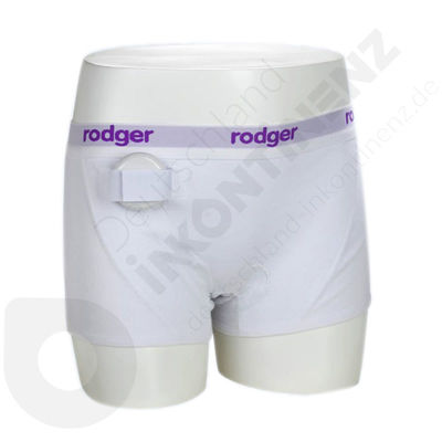 White Rodger Sensor Hipster for Woman - Size L