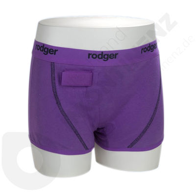 Purple Rodger Sensor Hipster for Woman - Size L