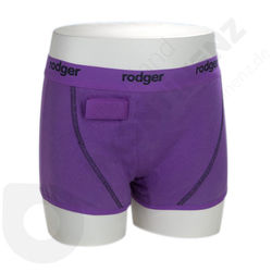 Purple Rodger Sensor Hipster for Woman - Size XL