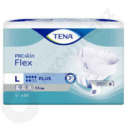 Tena Flex Plus - LARGE