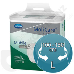 Molicare Mobile 5 Drops - LARGE