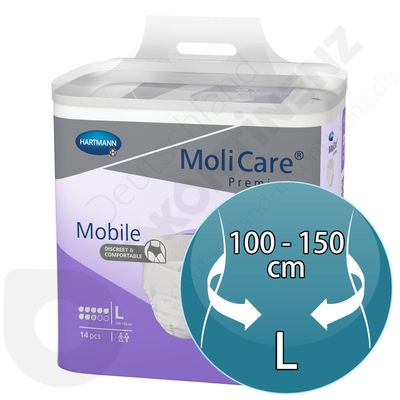 Molicare Mobile 8 Drops - LARGE