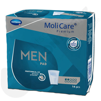 Molicare Men Pad 2 Drops