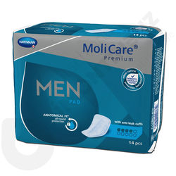 Molicare Men Pad 4 Drops