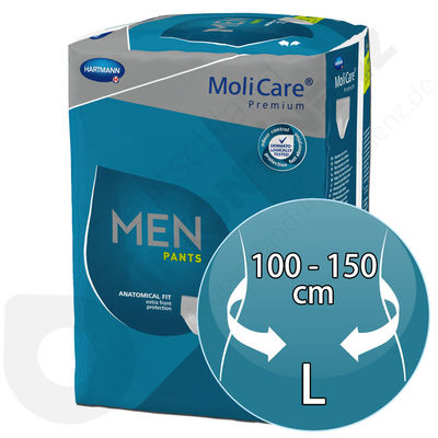 Molicare Men Pants 5 Drops - LARGE