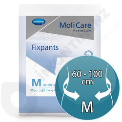Molicare Fixpants 25 Pieces - MEDIUM