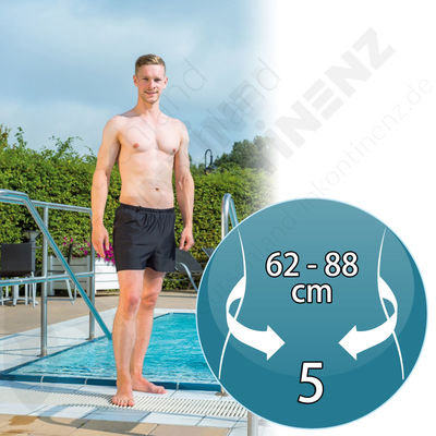 Suprima Swimming shorts for men - Size 5