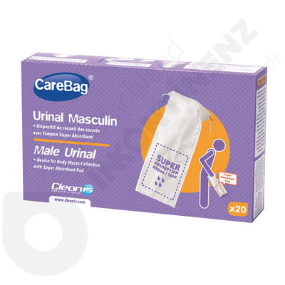 CareBag Male Urinal