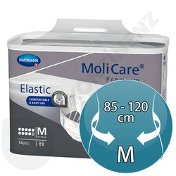 Molicare Elastic 10 drops - MEDIUM