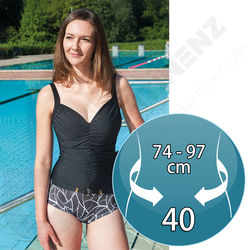 Suprima Two-piece Swimming Costume for Woman  - Size 40
