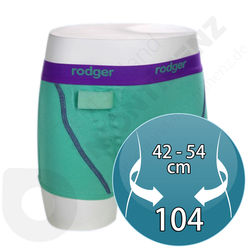 Green Rodger Sensor Hipster for Girl - Size 104