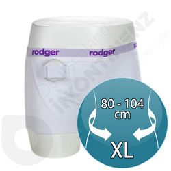 White Rodger Sensor Hipster for Woman - Size XL