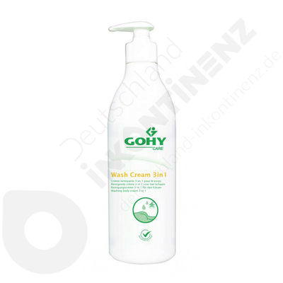 Gohy Care Wash Cream 3 in 1