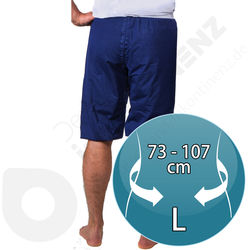 PJAMA Shorts Pyjamas for Adult Incontinence - LARGE