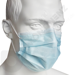 Surgical face masks - Type IIR - Blue