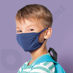 Washable and reusable child protective mask Kid Security Thuasne