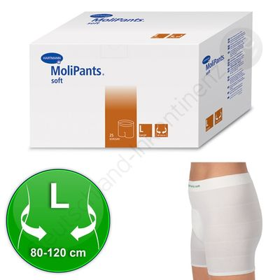 Molipants Soft Karton - Large