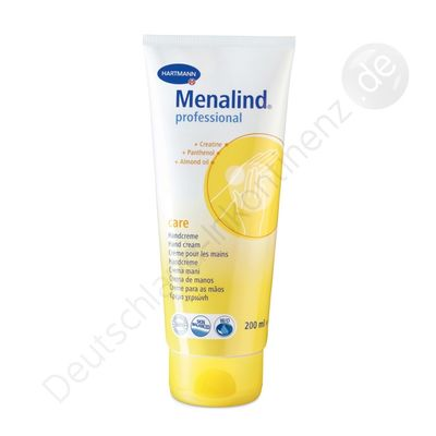 Menalind Hand Cream - 200 ml