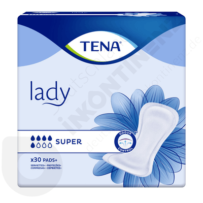 Tena Lady Super