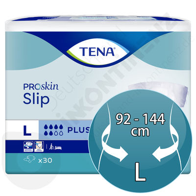 Tena Slip Plus - LARGE