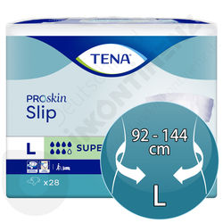 Tena Slip Super - LARGE