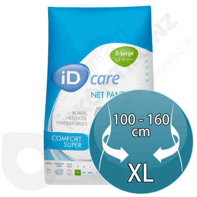 iD Care Net Pants Comfort Super - XL
