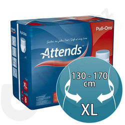 Attends Pull-Ons 8 - XL