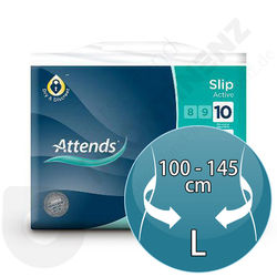 Attends Slip Active 10 - LARGE