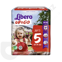 Libero Up & Go 5