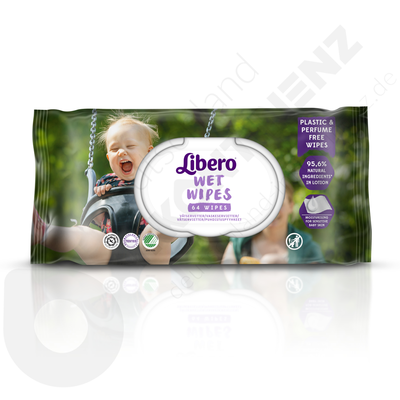 Libero Wet Wipes
