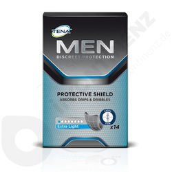 Tena Men Protective Shield