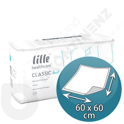 Lille Classic Bed Extra - 60 x 60 cm