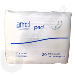 Amd Rectangular Pad - 20 x 60 cm