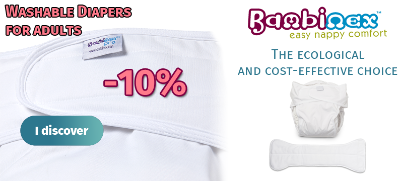 Washable Diapers for Adults