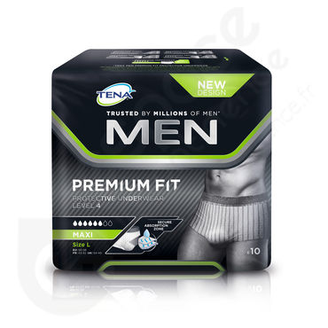 Tena Men Level 4 - LARGE