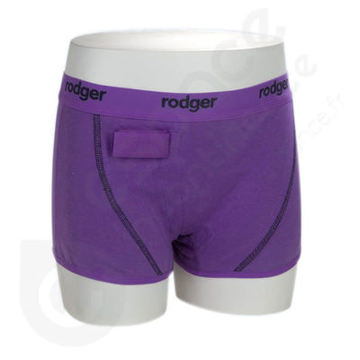 Shorty Fille Mauve Rodger - Taille 128