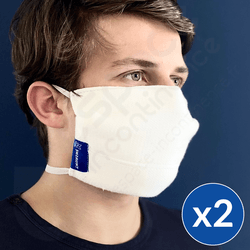 Masque de protection lavable et réutilisable Pro Security Thuasne